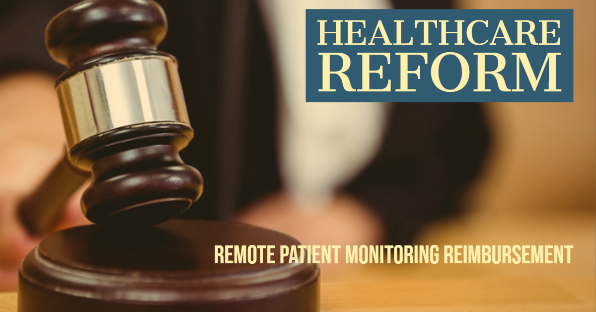 PRIVATE INSURANCE PROVIDERS FOLLOW MEDICARE IN REIMBURSEMENT FOR REMOTE PATIENT MONITORING